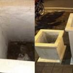 KEBERSIHAN SALATIGA : Pot Tanaman Kok Jadi Tempat Sampah?