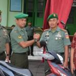 KISAH INSPIRATIF : Gagalkan Pencabulan Gadis di Bawah Umur, Sersan Ini Dapat Motor