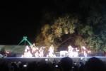LEBARAN 2017 : Hujan Deras, Opera Ramayana Dihentikan