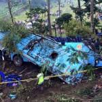 KECELAKAAN PURBALINGGA : Menhub Tugaskan KNKT Selidiki Kecelakaan Maut Bus Rosalia Indah