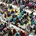 FOTO RAMADAN 2017 : Di Kudus, Anak Yatim Piatu Disantuni