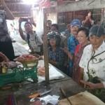 Bupati Karanganyar dan Legislator Jateng Pantau Harga di Pasar Malangjiwan