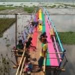 WISATA SEMARANG : Inilah Spot Baru Kampung Warna Bejalen