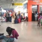 MUDIK LEBARAN 2017 : Tiket KA Rute Jogja Jakarta Tersisa 20%