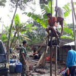 KEKERINGAN SUKOHARJO : Sumur Dalam Bantuan Jokowi Pasok Air untuk Warga Ngreco Weru