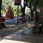 KEBERSIHAN KUDUS : Taman Wergu Bau Pesing