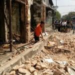 Ini Identitas 2 Pekerja Tewas Tertimpa Tembok Bangunan di Jl. Juanda Solo