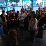 LEBARAN 2017 : Tamu Luar Negeri Ikut Sungkeman di Keraton Kasunanan Surakarta