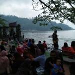 WISATA PONOROGO : Libur Lebaran 2017, Telaga Ngebel Tak Seramai Tahun Lalu