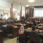 PASAR TRADISIONAL KARANGANYAR : Kanopi Pasar Nglano Ambruk, 3 Fraksi Cecar Bupati