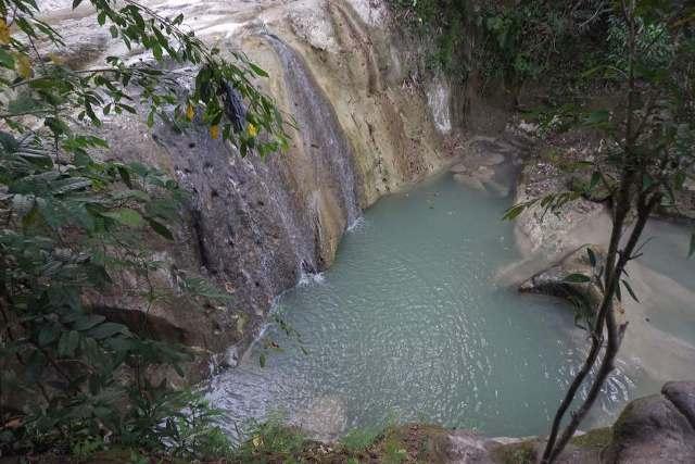 Pemandangan Dung Jengglong terlihat indah. (Mariyana Ricky P.D./JIBI/Solopos)