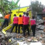 PENATAAN KOTA SOLO : Belasan Kios Kijing di TPU Bonoloyo Dibongkar