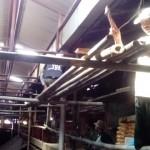PASAR TRADISIONAL SOLO : Direnovasi, Perancah Bambu Sudah Dipasang di Pasar Legi