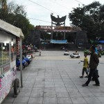 ASAL USUL : Taman Pancasila Karanganyar Dulunya Pasar Tradisional