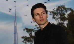 Pavel Durov CEO Telegram. (Intagram/@durov)