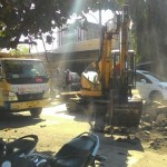 LALU LINTAS SOLO : Jl. S. Parman Jadi Satu Arah, Kepadatan Lalin Menyebar di Sejumlah Lokasi
