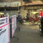 LALU LINTAS SOLO : Jl. S. Parman Kembali 2 Arah Mulai Pukul 16.00 WIB Nanti