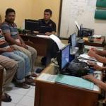 PERJUDIAN SRAGEN : Berjudi Gonggong, Seorang Perangkat Desa Ditangkap Polisi