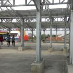 INFRASTRUKTUR SOLO : Rata-Rata 250 Orang Melintasi Sky Bridge Per Hari