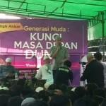 Ditolak di Sragen, Felix Siauw Beri Ceramah di Ngruki Sukoharjo