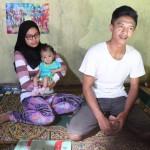 KISAH TRAGIS : Bayi Boyolali Alami Kebocoran Jantung, Keluarga Tak Mampu Biayai Operasi