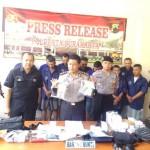 PERJUDIAN SOLO : Gerebek Judi Capjiki di 4 Lokasi, Polresta Tangkap 16 Orang