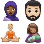 Apple Kini Punya Emoji Perempuan Berhijab