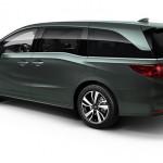 Honda Recall Odyssey dan Accrod Gara-Gara Spion