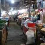 PASAR TRADISIONAL SOLO : Langgar Batas, Puluhan Lapak Pedagang Pasar Legi Ditertibkan