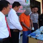 NARKOBA BOYOLALI : Sebelum Tertangkap, Pengedar Ini Sudah Kirim 25 Gram Sabu-Sabu