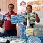Polisi Tetapkan Direktur Pabrik Air Minum Kemasan Madiun Tersangka
