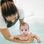 TIPS ASUH ANAK : Ini Manfaat Spa Bayi