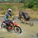2.000 Bikers Taklukkan 9 Tanjakan Ekstrem di Sukoharjo