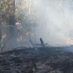 KEBAKARAN PONOROGO : Gara-gara Anak Bermain Api, Rumah Buruh Tani Ludes Terbakar