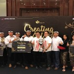 MOTOR HONDA : Astra Motor Jateng Juara Umum AMQC 2017