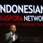 """Obama Mengaku Warisi """"Berkah"""" Gus Dur dari Menteng"""