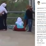 Miris, Bocah Berseragam SMP Pacaran di Jembatan