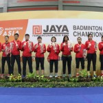 Indonesia Jadi Runner Up Kejuaraan Bulu Tangkis Junior Asia 2017