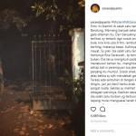 KISAH MISTERI : Bikin Merinding, Sara Wijayanto Ketemu Teman Hantu Risa Saraswati?