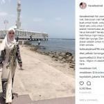 Curahan kegalauan hati Tiara Dewi. (Istimewa/Instagram/@tiaradewireal)