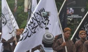 Dokumentasi kegiatan Hisbut Tahrir Indonesia (HTI) Jawa Tengah di Kota Semarang. (Youtube.com)