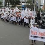 Dokumentasi kegiatan Hisbut Tahrir Indonesia (HTI) di Kota Semarang. (Hisbut-tahrir.or.id)