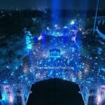 Foto Drone Konser Noah, Solo Luar Biasa!