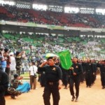 ISIS DI INDONESIA : Densus 99 Banser Tak Gentar Ditantang ISIS