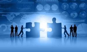 Ilustrasi merger (CEO Advisory Group)