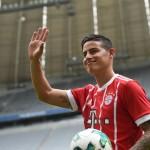 James Rodriguez Belum Pikirkan Kans Kembali ke Madrid