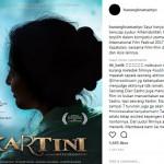 Luar Biasa! Kartini Masuk Nominasi Festival Film Bergengsi Kazakhstan