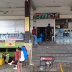 KEBAKARAN KLATEN : Gudang Indomaret Krapyak Terbakar