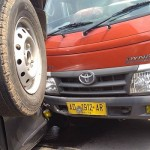 FOTO KECELAKAAN SEMARANG : Begini Tabrakan Karambol di Tugurejo