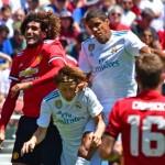 PIALA SUPER EROPA : Madrid VS MU : Los Blancos Jaga Rasa Lapar Gelar